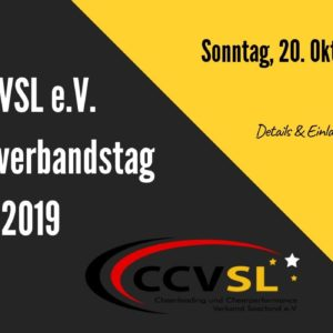 Landesverbandstag des CCVSL
