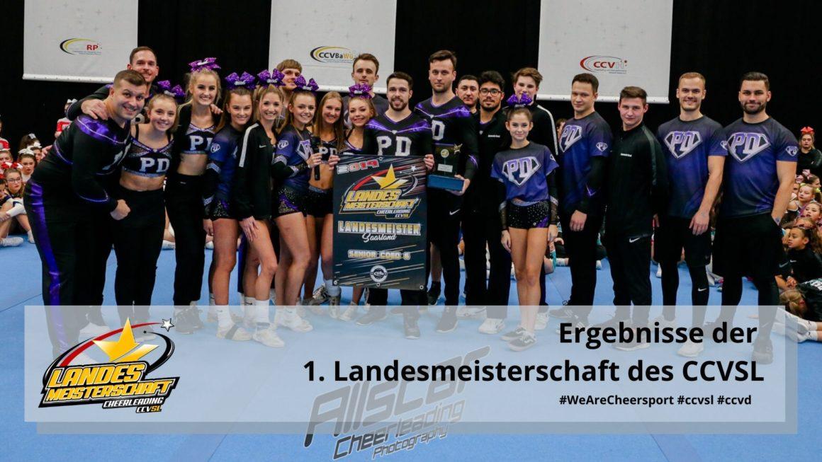 LM Saarland – Ergebnisse