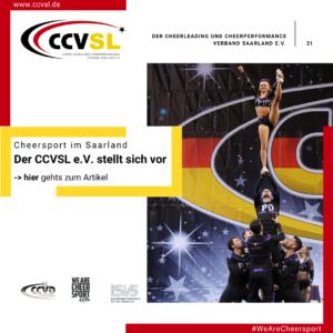 Der CCVSL e.V. stellt sich vor